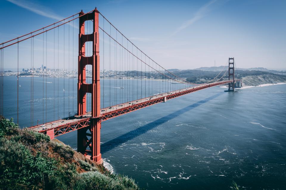 洛杉矶-旧金山-17哩湾六日精华游
