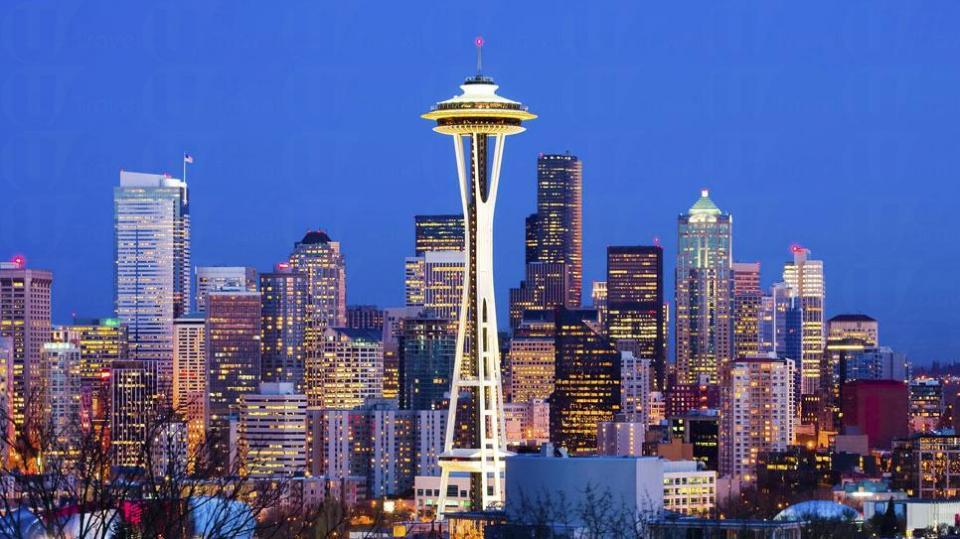 旧金山+纳帕谷+海红木+火山湖+西雅图+雷尼尔5日