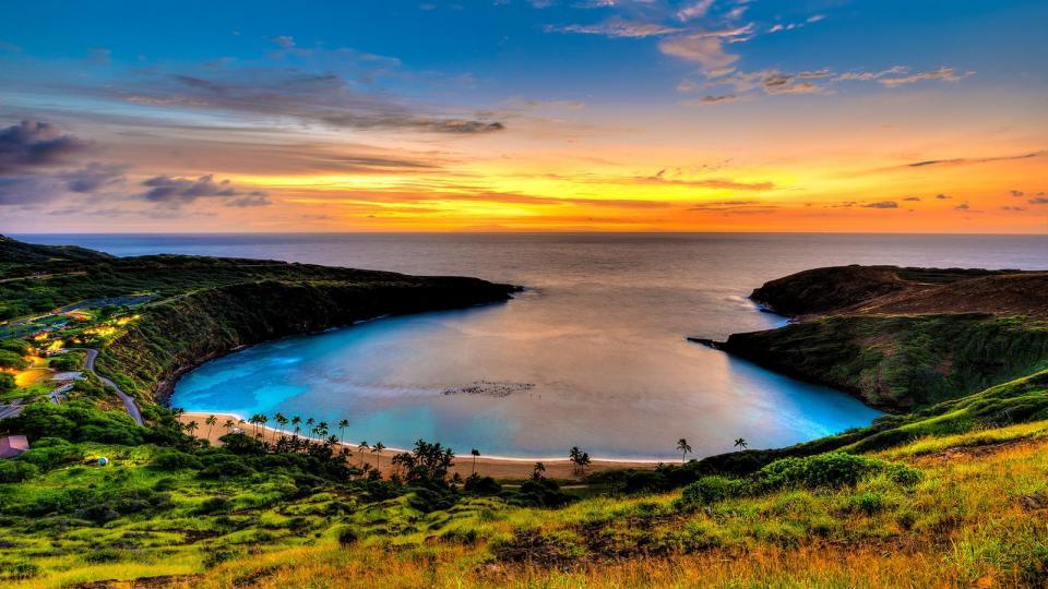 夏威夷两岛度假游6天5夜