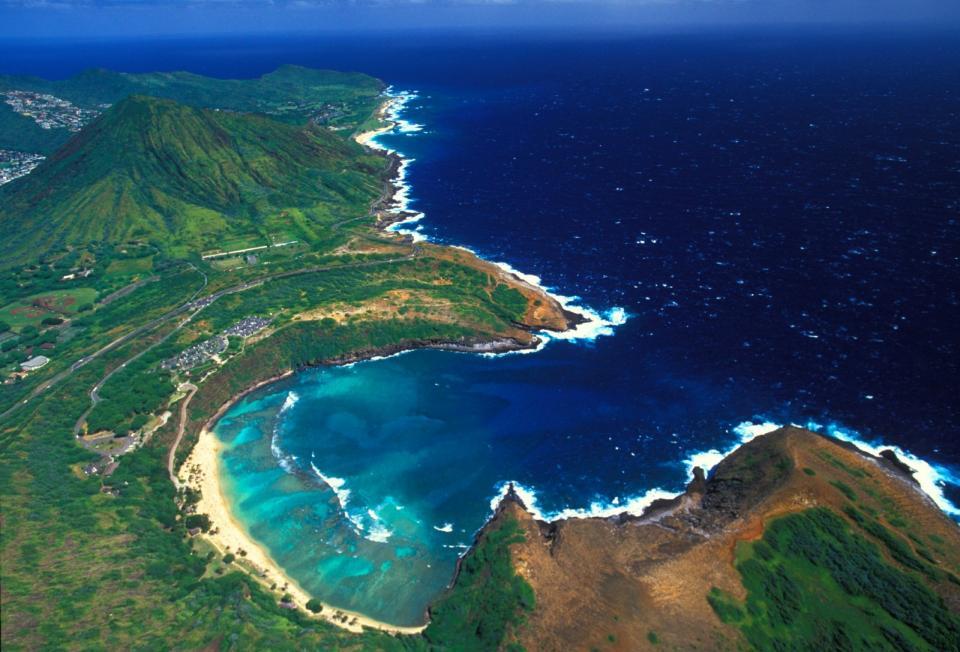 夏威夷两岛度假游7天6夜