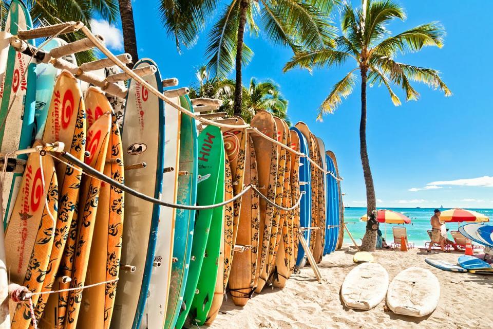 (3天)👒夏威夷欧胡岛👒 檀香山自由轻旅行  *精致小团*