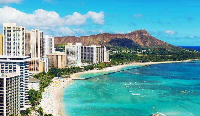 (5天)夏威夷特色 🌺 檀香山 自在轻松小资游 *精致小团*