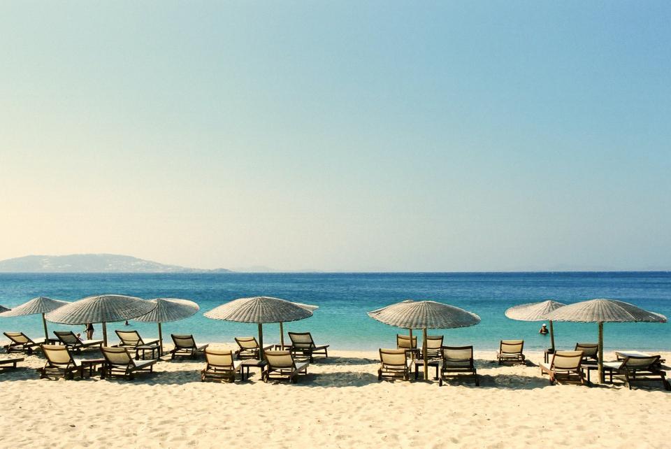 希腊爱琴海游6日