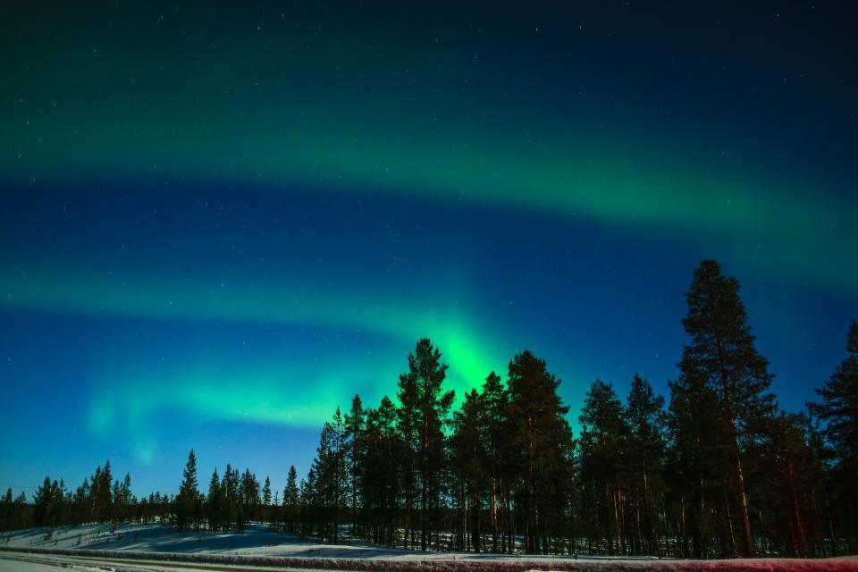 极光和追寻极光的人们 芬兰一地5日游